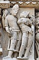 Le temple de Parshvanath (Khajuraho) (8638391942).jpg