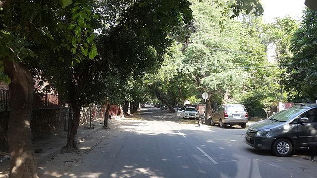 Nizamuddin East