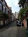 Leiden - Doorkijkje naar de Hooglandse Kerk.jpg