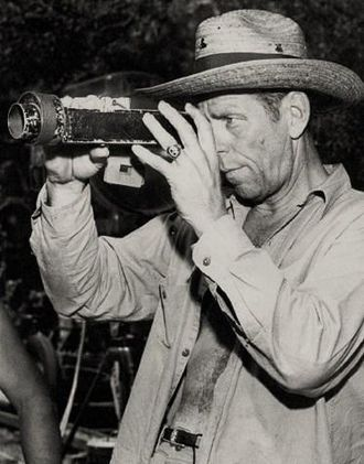Leonard Smith (cinematographer) - Smith on set of The Yearling