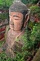 Leshan - Lešanský Buddha - Da Fo - panoramio.jpg