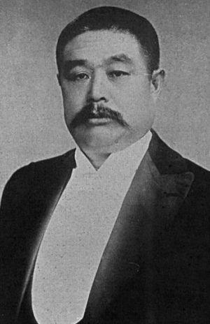 Li Yuanhong - Li Yuanhong in civilian attire