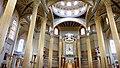 Licheń- Sanktuarium Matki Bożej Licheńskiej. Bazylika widok z wnętrza - panoramio (21).jpg