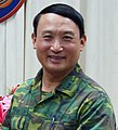 Lieutenant General Cheng Te-mei 鄭德美中將 (春節前夕民政局局長陳宗彥率團赴陸軍第八軍團勞軍 DSC00336).jpg