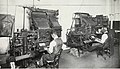 Linotype machines, Anthony Hordern and Sons department store, c. 1935.jpg