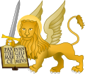 Lion of Saint Mark.svg