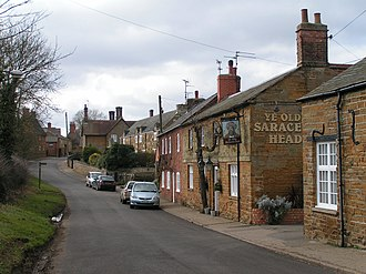 Little Brington - Image: Little Brington Northants