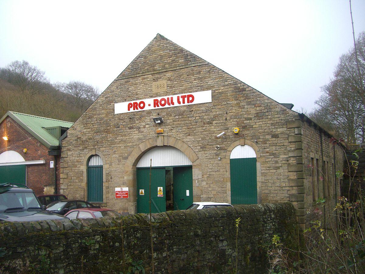 Little Matlock Rolling Mill Wikipedia