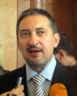 Ljubčo Georgievski Prime Minister of the Republic of Macedonia