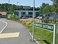 Llanarth House, Newbridge Gateway - geograph.org.uk - 868016.jpg