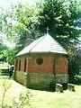 Llandaff Oratory, Smallest Church which only seats 8 people. 1925. Van Reenen. 05.JPG
