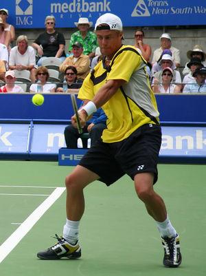 Lexington Challenger - Partnering fellow Australian Ellwood, future World No. 1 in singles Lleyton Hewitt took the doubles title in 1998