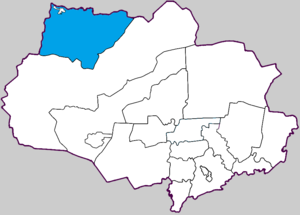Alexandrovsky District, Tomsk Oblast