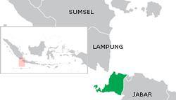Banten Wikipedia Bahasa Indonesia Ensiklopedia Bebas