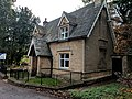 Lodge At West Entrance To Pleasley Vale, Outgang Lane, Pleasley.jpg
