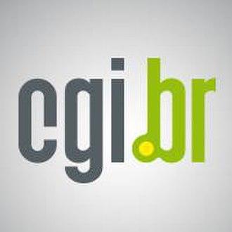 Comitê Gestor da Internet no Brasil - Image: Logo cgibr