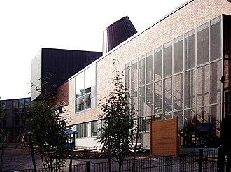 Lohja - Image: Lohja City Library