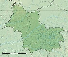 Voir sur la carte topographique de Loir-et-Cher