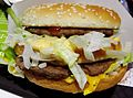 London 2012 Olympics 202 Big Mac lunch 490 calories (7683070938).jpg