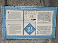 London Roman Wall - Museum of London Walking Tour Plaque 18.jpg