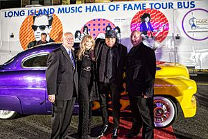 Long Island Music Hall of Fame - Photo by Arnie Goodman