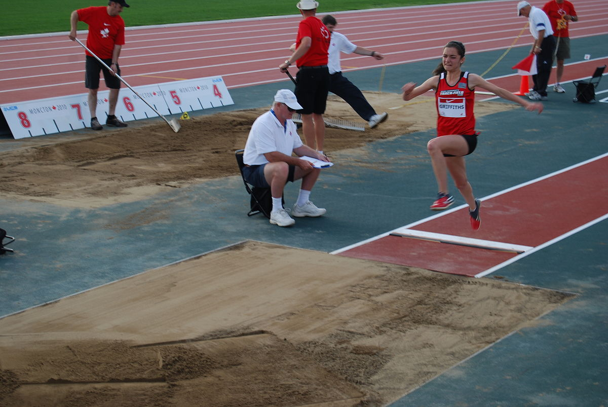 how to train for long jump