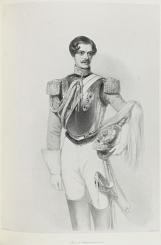 Francis Conyngham, 2nd Marquess Conyngham - Image: Lord Conyam