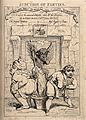 Lord North and Fox excreting into a pan bearing the Royal Ar Wellcome V0011289.jpg