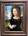 Lorenzo di credi, ritratto di giovinetta, 1490-1500 ca. 01.JPG
