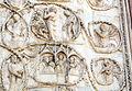 Lorenzo maitani e aiuti, scene bibliche 3 (1320-30) 11 cristo fra i dottori e miracolo.JPG
