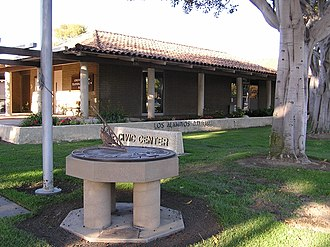Los Alamitos, California - Los Alamitos City Hall