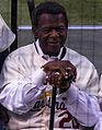 Lou Brock in 2017 - 1967 St.Louis Cardinals Reunion team (cropped).jpg