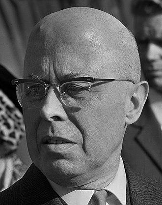 Deputy Prime Minister of the Netherlands - Louis Beel