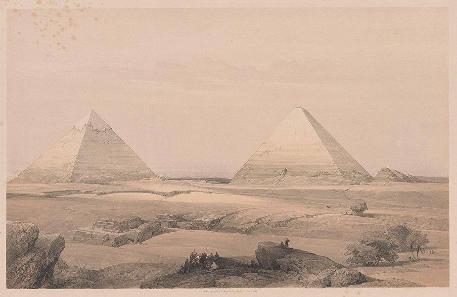 egypt pyramids - image 4