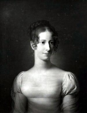 Countess Louise Sophie of Danneskiold-Samsøe - Image: Louisa Sophie of Danneskjold Samsøe, duchess of Schleswig Holstein Sonderburg Augustenburg