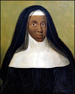 Louise Marie Thérèse (The Black Nun of Moret) French nun