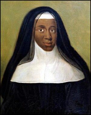 Louise Marie Thérèse (The Black Nun of Moret) - Louise Marie-Therese (The Black Nun of Moret)