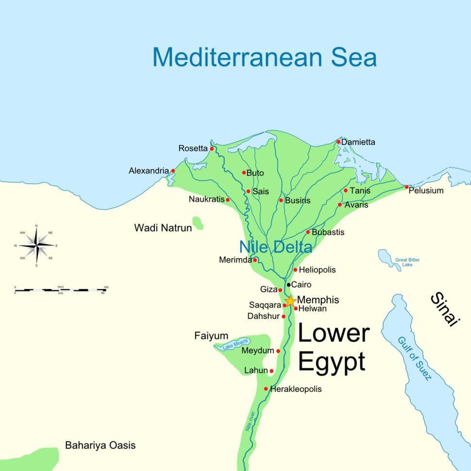 Lower Egypt-en