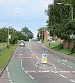 Lower Keyham Lane, Humberstone - geograph.org.uk - 472608.jpg