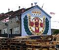 Loyalist mural, Bangor - geograph.org.uk - 843002.jpg