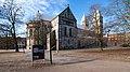 Lund cathedral northeastern end.jpg