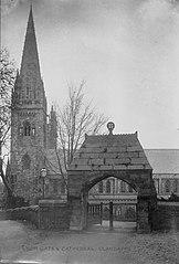 Lych Gate & Cathedral, Llandaff