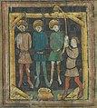 Märtyrerszene aus einem Fragment der Legenda Aurea.jpg