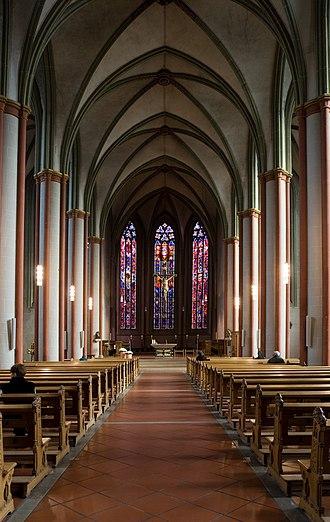 Überwasserkirche - Interior