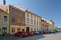Městský dům (Úštěk), Vnitřní Město, Mírové náměstí 74 a 75.JPG
