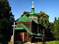 Młodowice cerkiew greckokatolicka, ob. prawosławna pw. św. Anny 03 JoannaPyka.JPG