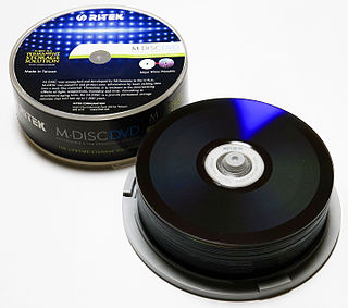 Ritek Taiwanese CD, DVD and Blu-ray disc manufacturer and electronics company