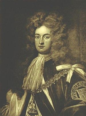 Arnold van Keppel, 1st Earl of Albemarle - Arnold van Keppel in 1698