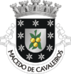 Coat of arms of Macedo de Cavaleiros