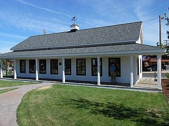 Lakeview, Oregon - MC Chuck Wagon Western Heritage Exhibit